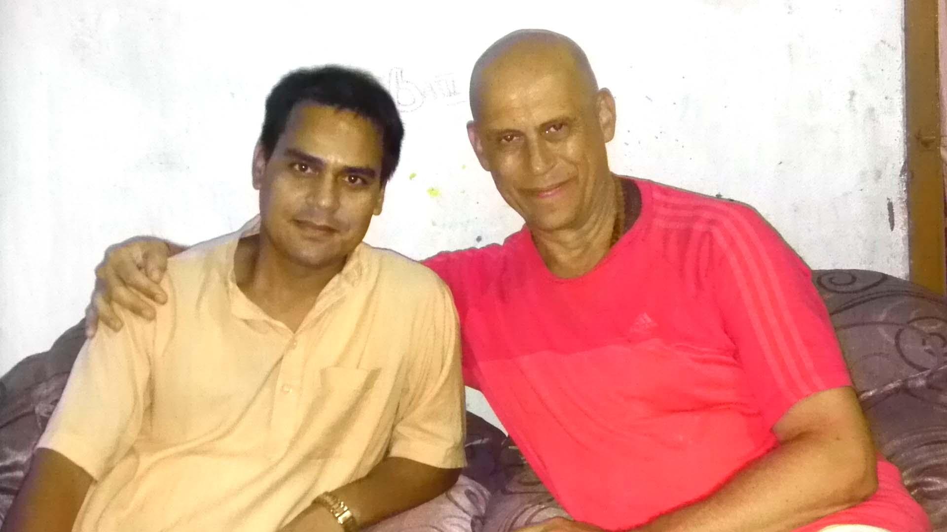 Yogi Anand & Francois Yogesh